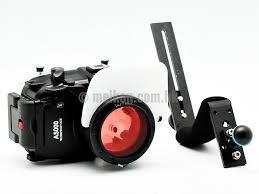 sony a5000. sony a5000 (16-50) 40m/130ft meikon underwater camera housing aluminium handle