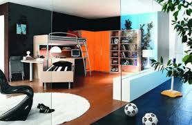 Sports Themed Bedroom Decor Sport Rooms
