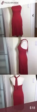 Iz Byer California Dress Size Chart Iz Byer California Red Halter Dress Size S Beautiful Fun Red