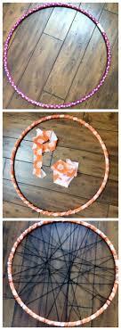How To Make A Spider Web Dream Catcher Spiderweb Dreamcatcher DIY Halloween Decorations 68