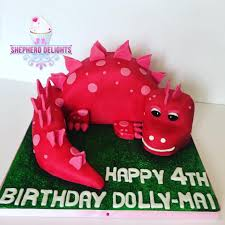 Dinosaur Birthday Cake Designs Birthday Cakes Cakes For Children