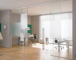 sliding office door. Ergonomic Office Partition Sliding Glass Door Amazing Interior Signs Uk