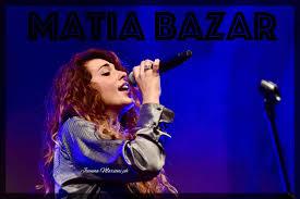 il blog di ROCK and FOOD: MATIA BAZAR - CLICK di JOANNA MARIONI