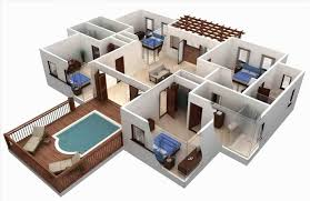 3 bedroom home design plans. Modren Home Office Graceful Simple Home Design Plans 23 Awesome Lovely Indian Plan Best  S Ideas Amazing House For 3 Bedroom