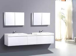 Bathroom Fascinating Bathroom White Modern Design Dark Floor