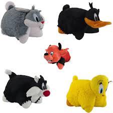 details about kids disney cartoon character pillow pets cushions as seen on tv original