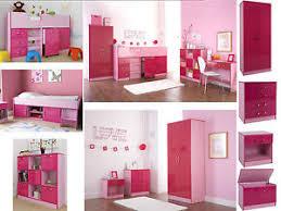 bedroom furniture for girls. Unique Girls Image Is Loading OttawaCaspianPinkGlossGirlsBedroomFurnitureWardrobe For Bedroom Furniture Girls