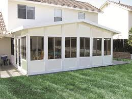 enclosed porch cost patio california enclosures teamnsinfo to build a screen porch enclosures cost champion
