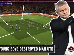 What Went Wrong HORRIBLY For Solskjaer | Tactical Analysis: Young Boys 2-1 Manchester  United - VIDEO