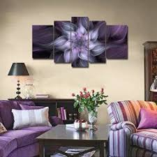 purple wall art is funky cute and currently trendy you can see