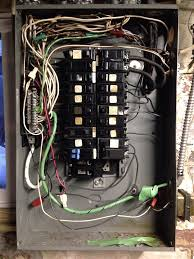 square d homeline 100 amp 24 space 48 circuit indoor main breaker how to wire a 70 amp sub panel at Square D Homeline Wiring Diagram