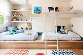 bedroom furniture for teenager. Creative Shared Bedroom Ideas Modern Kids Room Furniture Contemporary Neutral Bunk Beds White Set Stores Childrens For Teenager