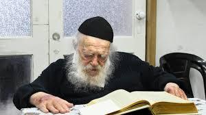 הרב קנייבסקי תועד קורא לציבור להתחסן נגד קורונה - וואלה! חדשות