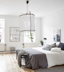 Models Wood Floor Bedroom Grey Bedrooms White Gray Bedding Walls Beautiful With Modern Design