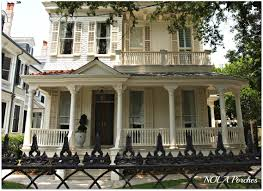 New Orleans Homes And Neighborhoods Garden District Homes Focus