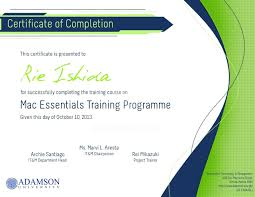 free training completion certificate templates template training completion certificate template of design by free