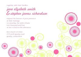 Wedding Invitation Creator