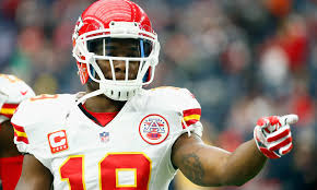 To Receiver Chiefs' Jeremy Release Reacts Of Maclin Twitter