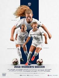 Soccer Graphic Design 2018 Penn State Womens Soccer On Behance Sports Graphic
