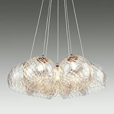 multi light pendant lighting fixtures. EUL Modern Brushed Nickel Multi-Light Pendant Lighting With Clear Twisted Glass 7 Lights Fixture Multi Light Fixtures U
