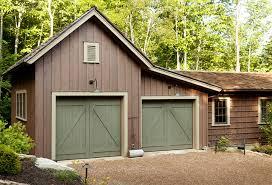 garage design ideas barn style garage garage