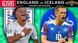 ENGLAND vs ICELAND - LIVE MATCH ...