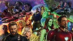 Avengers Infinity War Hd Wallpaper Hintergrund