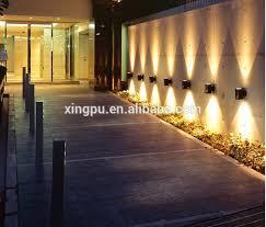 impressive wall garden lights boundary wall lights soul speak throughout up down outdoor wall lights prepare