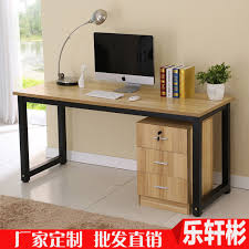 office dining table. desktop notebook computer desk home office lockable drawer wood conference table dining
