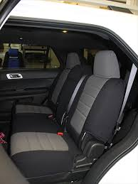 ford explorer standard color seat covers middle seats