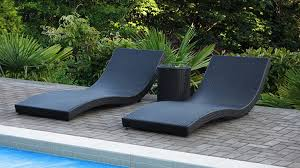 image of outdoor lounge chair cushions