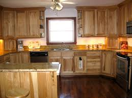 Hickory Kitchen Cabinets Hickory Kitchen Cabinet Country Kitchen Designs