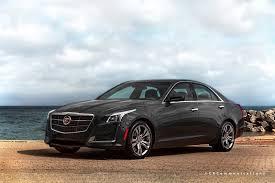 2014 Cadillac CTS V-Sport Test Drive