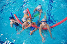 Image result for swimming pool kids