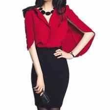 Elegance <b>2018</b> Women Blouses&Shirt <b>Fashion</b> Slim <b>Spring</b> ...