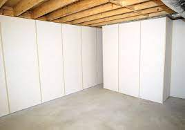 paneling for unfinished basement walls
