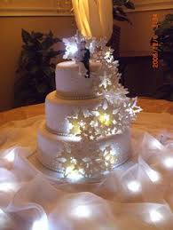 wedding cakes with lights. Interesting Wedding Square And Round Wedding Cake With Tealights  Ideas  Pinterest Wedding Cakes Cake With Cakes Lights G