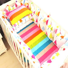 rainbow crib bedding photo 9 baby set sheet fish sheets themed cotton fitted native