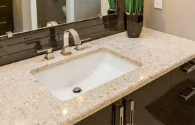 awesome prefab bathroom countertops cultured marble vanity tops beige prefab quartz stone bathroom set