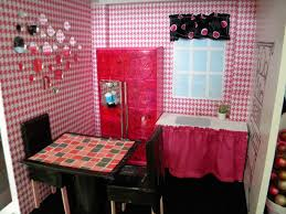homemade barbie furniture ideas. DIY Barbie House By Over The Apple Tree Homemade Furniture Ideas