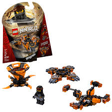 LEGO Ninjago Spinjitzu Cole 70662 - Walmart.com - Walmart.com