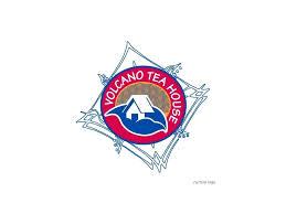 Volcano Tea House Rebrand On Behance