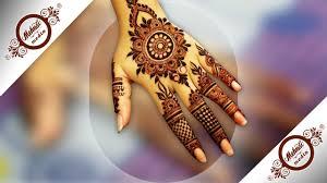 50 Stunning Indian Mehndi Designs Bridal Eid Mehndi Media