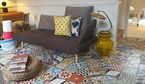 patchwork encaustic tiles new trend in the uk