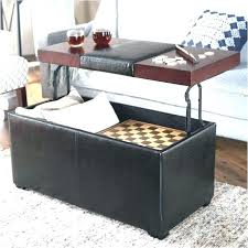 faux leather coffee table black leather coffee table black ottoman coffee table new leather coffee table