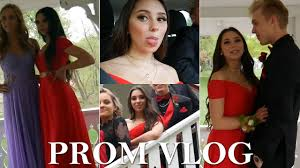 prom vlog 2018 get ready with me party millybridal customer reviews