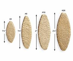 Biscuit Size Chart Biscuit Joinery Basics Wood Magazine