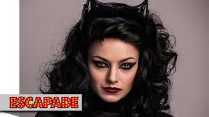catwoman makeup tutorial makeup ideas