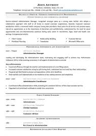 Profile Examples For Resumes Best Of Cv Before And After Example The Store How To Write A Good Personal