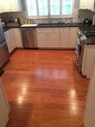 Oak Floors In Kitchen Bruce Plano Marsh Oak Hardwood Flooring All About Flooring Designs